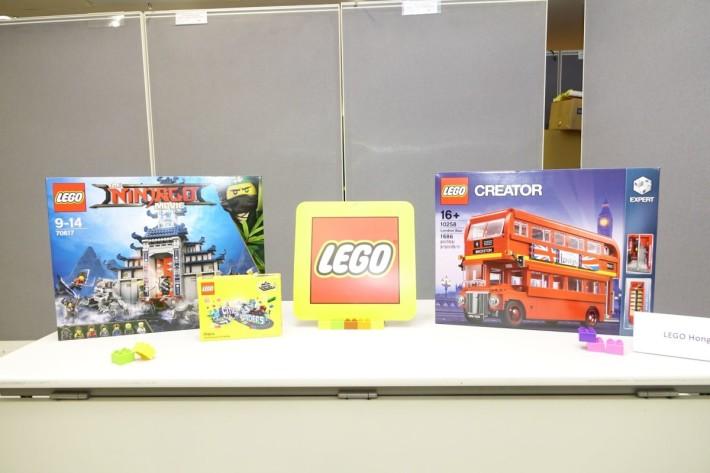 全球首先开卖的 LEGO 玩具