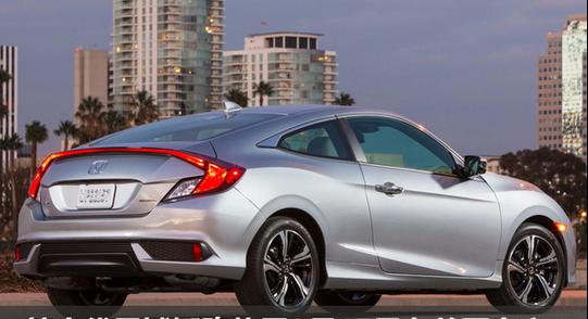 第十代本田思域轿跑即将于3月15日在美国正式上市,起售价为19,885